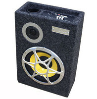 8 Ultra Thin Type Car Subwoofer Active Car Subwoofer