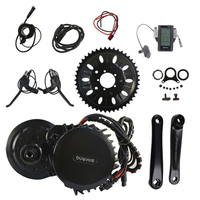 Bafang BBSHD 48V 1000W 46T Length 100mm Electric Bicycle Motor BBS03 Central Mid Drive Motor Chainwheel
