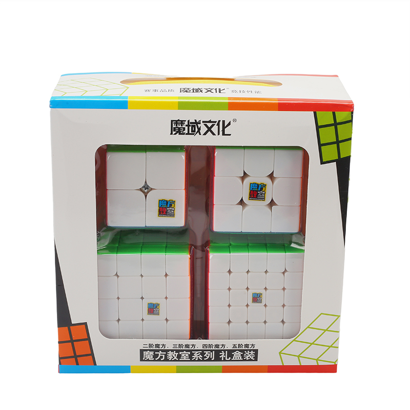 Girls Toys Qiyi Jelly Cube Set Including Pyramid Sq-1 Mastermorphix 2x2 3x3 4x4 5x5 Magic Cube Kits Gift Package To Have A Long Historical Standing Magic Cubes Puzzles & Games