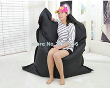 2016 new design adult large fire resistant bean bag , outdoor and indoor living room beanbag sofa chair