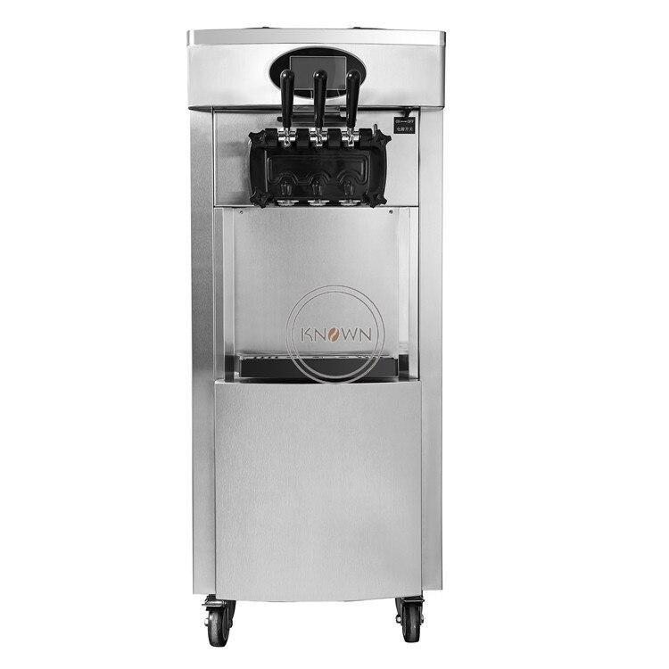 20 28L/h 20% discount soft ice cream machine/commercial ice cream making machine soft serve ice cream machine