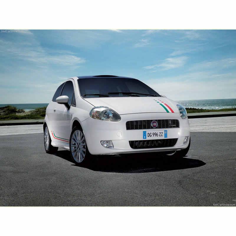 Domo GRANDE Fiat Luces para Auto automotriz LED dobllo PUNTO Ybfgyv76