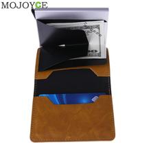 RFID Aluminium Alloy Credit Card Holder