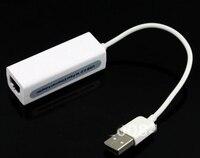 USB במהירות גבוהה מותג החדש הקמעונאי 2.0 רשת Ethernet RJ45 מתאם LAN כרטיס Dongle 100 Mbps עבור Tablet PC, מחברת