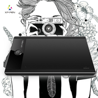 Star04 9 x 6 Battery free Stylus Graphic Drawing Tablet/pad/Writing Board with 8GB Flash Memory & Rotary Switches Express Keys