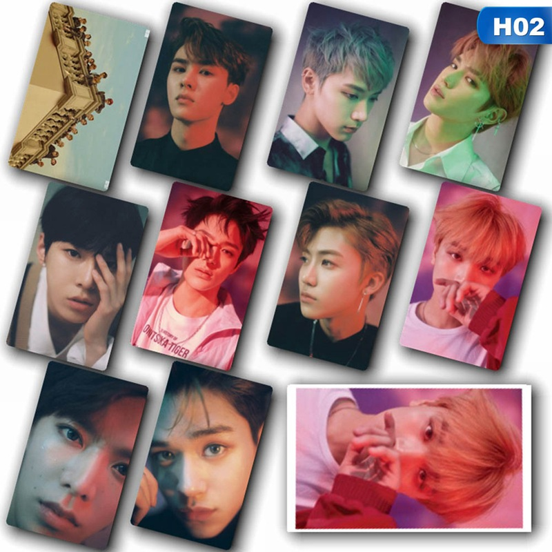 Kpop Nct 127 U Dream Empathy Lomo Photo Card Sticker Sticky Photocard Poster 10pcs/set Hot Sale #5