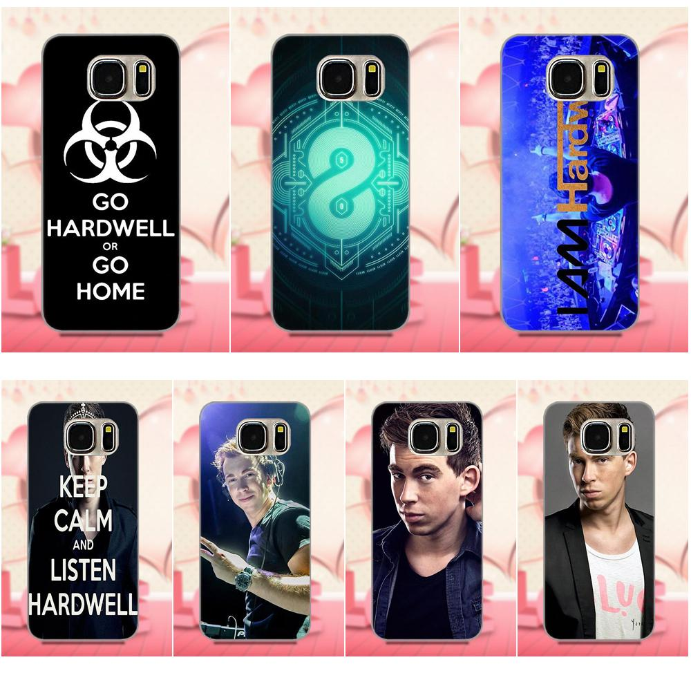 Go Hardwell Or Go Home Silicone Case For Apple iPhone 4 4S 5 5C 5S SE 6 6S 7 8 Plus X For LG G3 G4 G5 G6 K4 K7 K8 K10 V10 V20