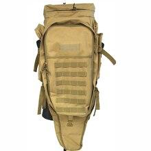 USMC Ejército de Hombres Mujeres Bolsa Rifle Táctico Militar Del Morral Que Acampa Yendo Trekking Deporte Al Aire Libre Viaje Mochilas Bolsas de Caza
