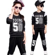boys clothing set girls clothing children sport suit girls clothes suits for boys tracksuit autumn 2016 kids clothes child set