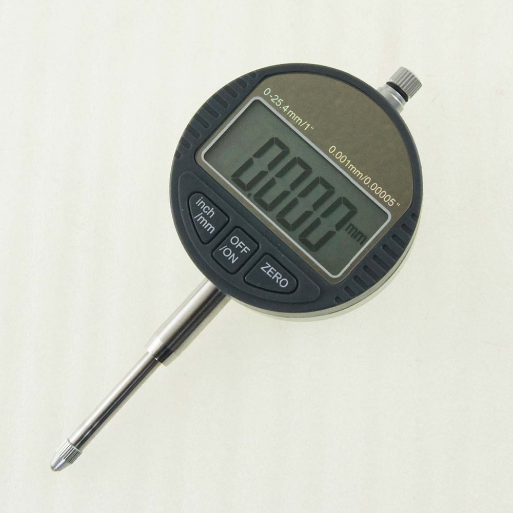 цены Digital Dial Indicator DTI High Precision Measuring Tools 0.001mm 0-25.4mm
