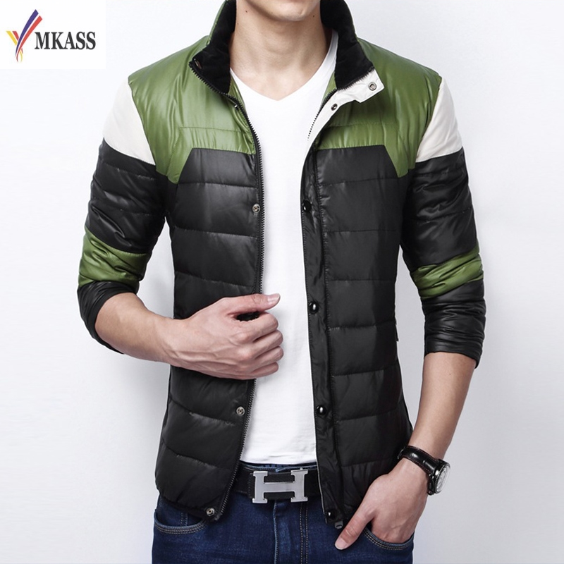 Фото Men Winter Jacket Men