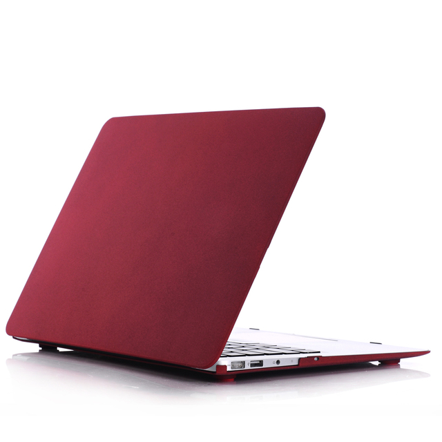 122f5bf71ea27 Frosted Surface Matte Hard Cover Case for Apple MacBook Air 11