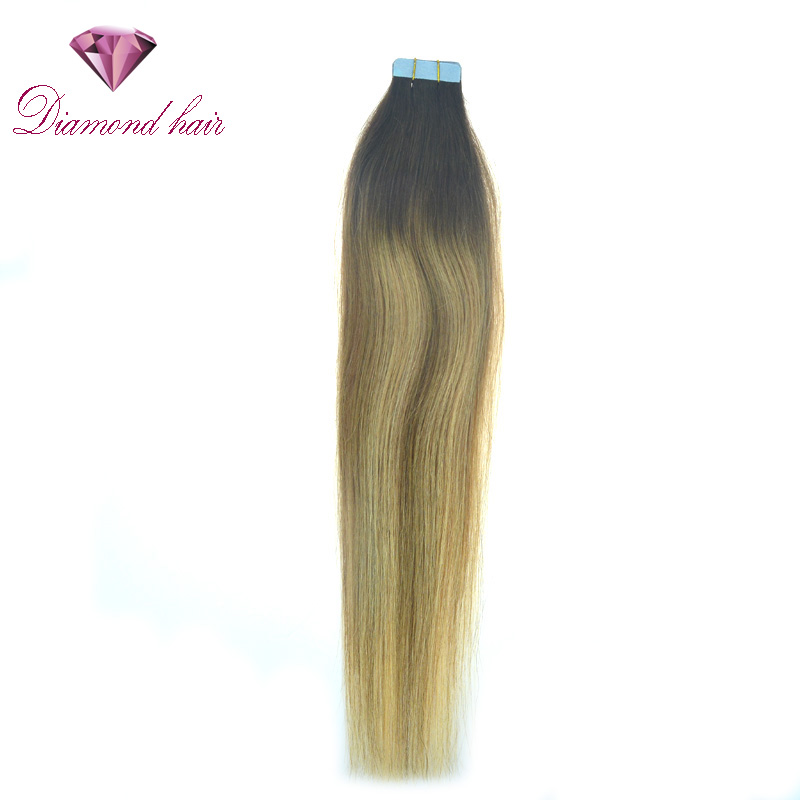 Free Shipping 8a Human Ombre Brazilian Hair 2627 No Tangle No