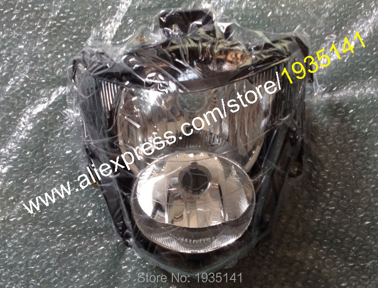 Ventes chaudes, Avant Head Light Phare Pour Honda Hornet CB600 CB900 2007 2008 2009 CB 600 900 07 08 09 Phare Assemblage Claire