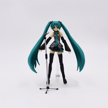 Japanese Anime Hatsune Miku Action Figure 13cm Cute Model Doll kids Collection Toys