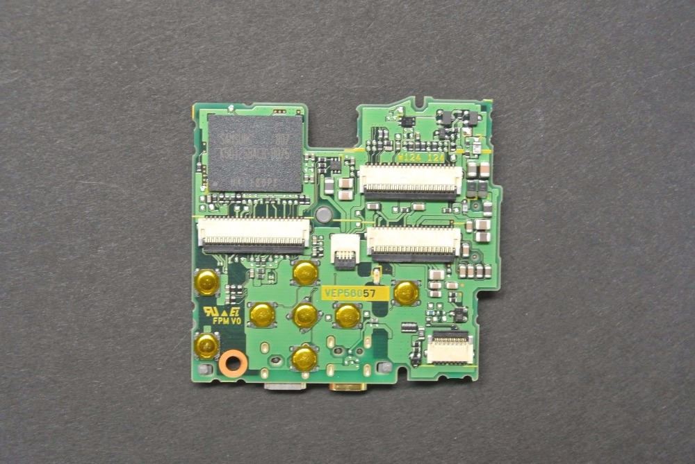Back To Search Resultsconsumer Electronics Free Shipping!95%new Original Lx5 Motherboard For Panasonic Lumix Dmc-lx5 Mainboard Lx5 Main Board Camera Repair Part
