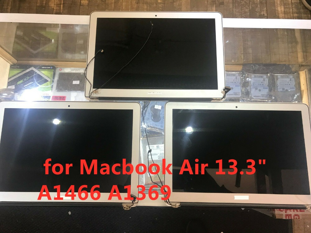 Original New  LCD LED Screen Display Assembly For Apple MacBook Air 13