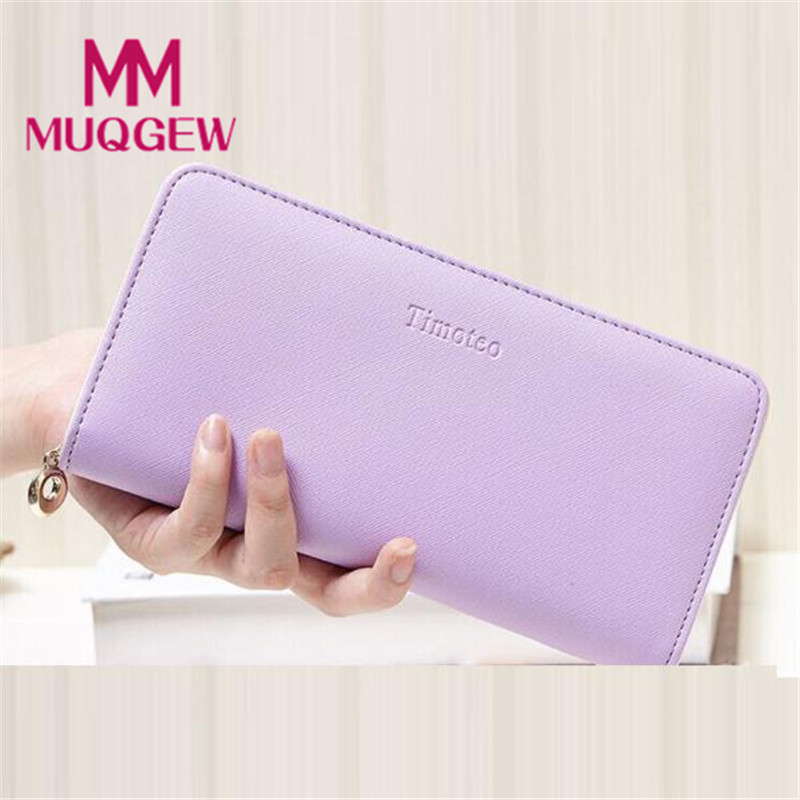 ff967c808f49 Women Clutch Long Purse Wallet Card Holder Handbag Bag New Fashion Ladies  Leather Womens Bags Wallets