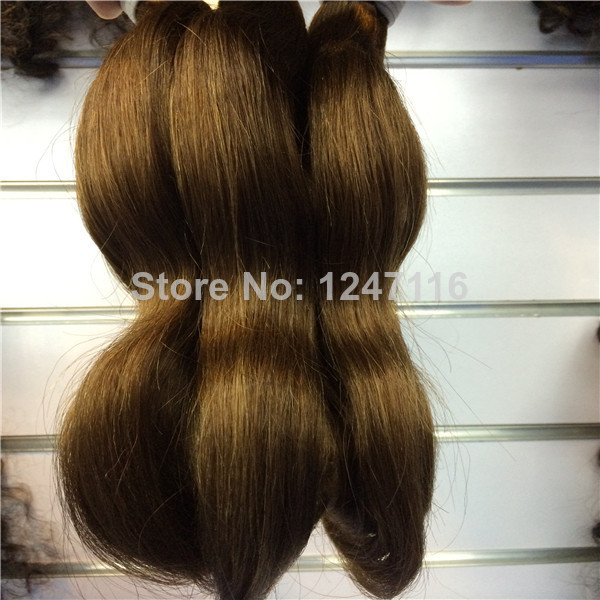 Glorious Full Ends 100grams 3 5oz Light Brown Hair Extensions 4 100