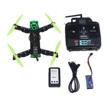 Mini CC3D 260 RC Quadcopter Drone RTF 4-Axis Integrated Frame Helicopter Aircraft F16050-A