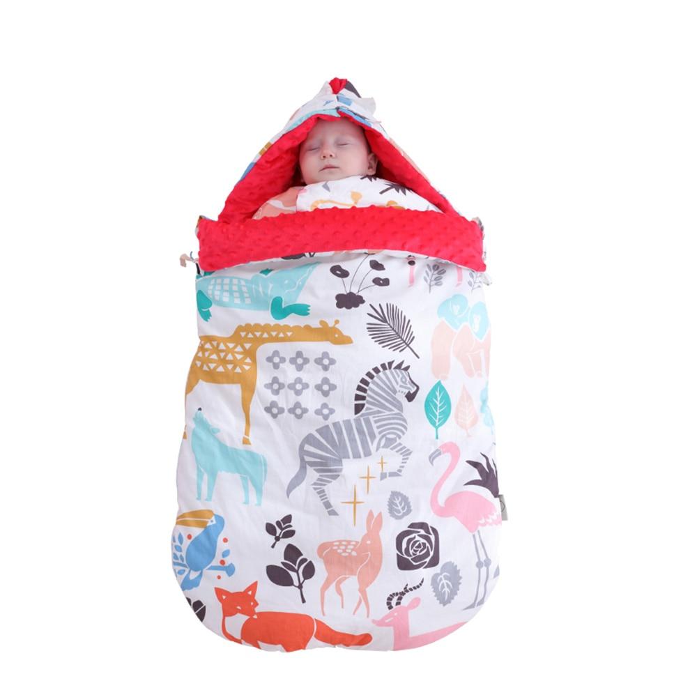 Newborn Baby Sleeping Bag Cover  Carrier Toddler Care Nursing Spring Summer Flimsy Sleeping Bag For Kids YIN010