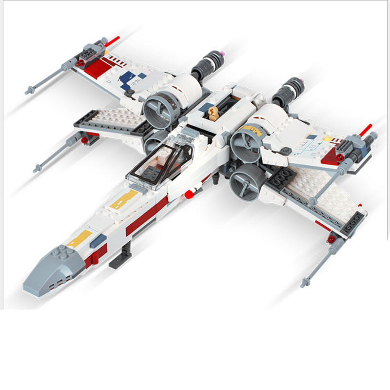 Lepin 05145 lepin Star Wars Series X-Wing Starfighter Compatible legoing Star Wars Series legoing 75218 Building Blocks Toys спот globo keith i 541007 4