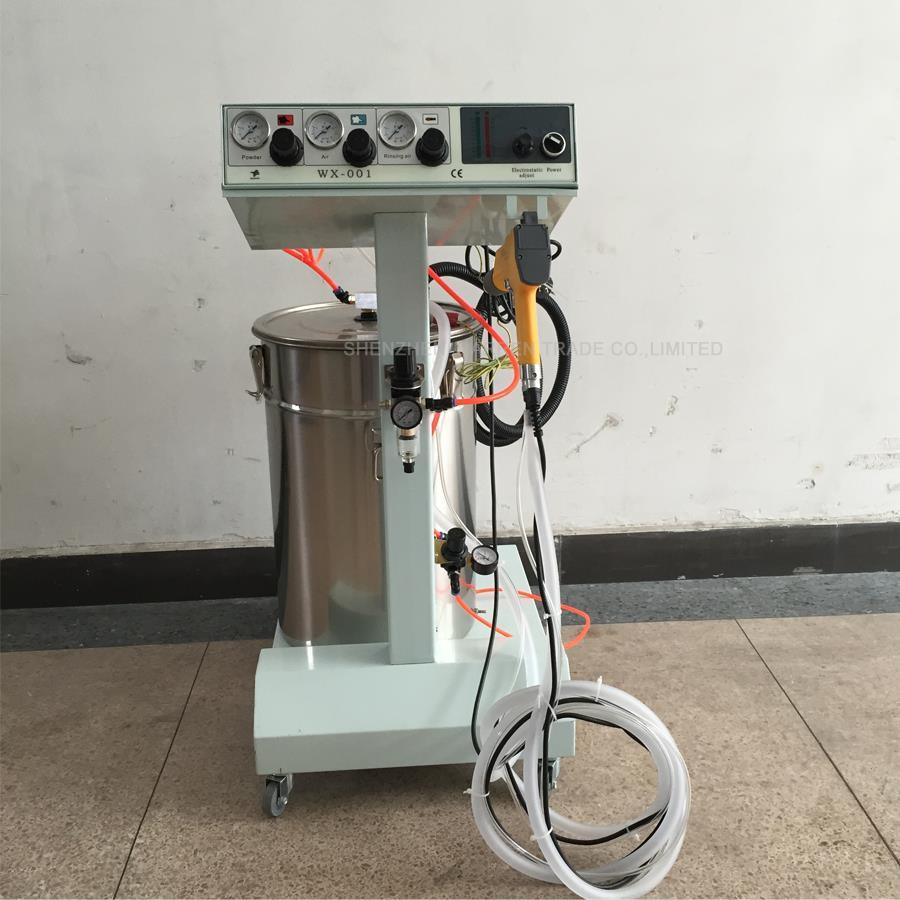 Electrostatic Spraying Machine Paint High Quality Spray Gun Coating Powder WX-001