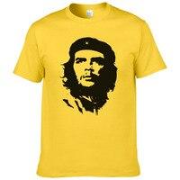 2016 Summer Fashion Che Guevara T Shirt Men Cool High Quality Printed Tops Short Sleeves Tees