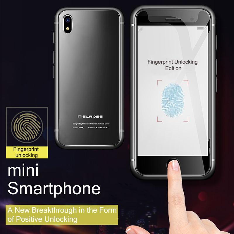 S9 ультра-тонкий студенческий смартфон с распознаванием отпечатков пальцев, игровой магазин, Android 7,0, четырехъядерный смартфон