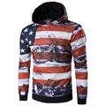 Hot!!!Men Fashion Hoodies Long Sleeve Autumn Clothing Men Print USA Flag Sweatshirt High Quality Hoodies men assassins creed