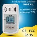 Портативный высокоточный детектор формальдегида тестер концентрации формальдегида домашний прибор для измерения содержания формальдеги...