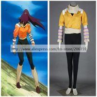 Bleach Yoruichi Shihouin 3rd Cosplay Costume Freeshipping