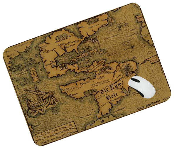 Popular Old World Map mouse pad HD pattern large pad to mouse notbook computer mousepad cool gaming mouse mats to mouse gamer