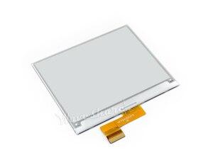 Image 2 - 4.2 calowy wyświetlacz e ink Raw 400x300 moduł e papieru czarny biały dwukolorowy wyświetlacz SPI brak PCB brak podświetlenia bardzo niskie zużycie
