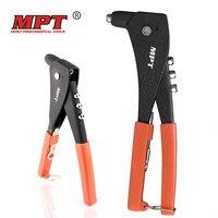 MPT Rivet Tool Riveter Gun HAND RIVETER Blind Rivets Repair Tools Kit Heavy Duty Hand Tool