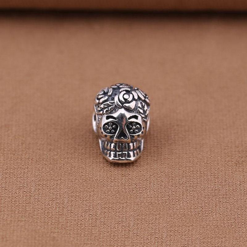 Online Buy Wholesale Pandora Skull Charm From China