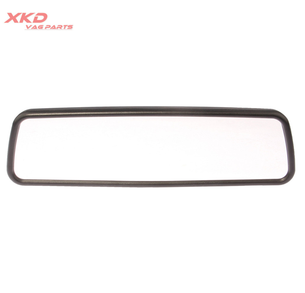 Manual Dimming Black Inside Rear View Mirror Fit For Jetta