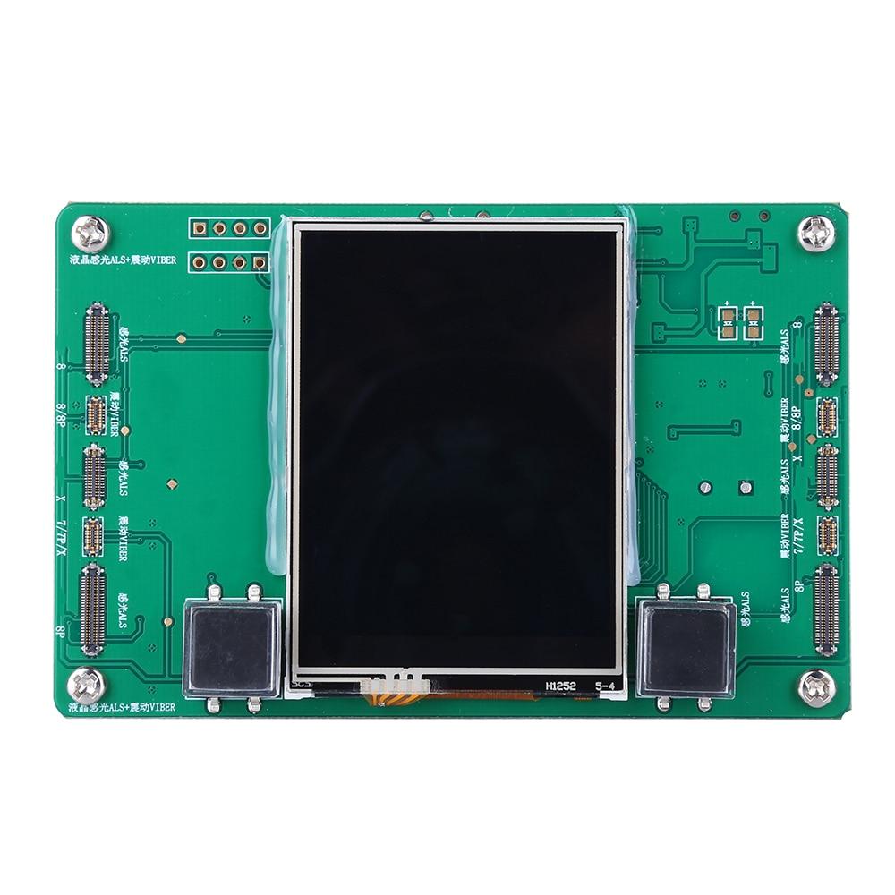 Ambient Light Sensor Programmer Box for iPhone 8 8 Plus X LCD Screen Photosensitive Vibrate Data