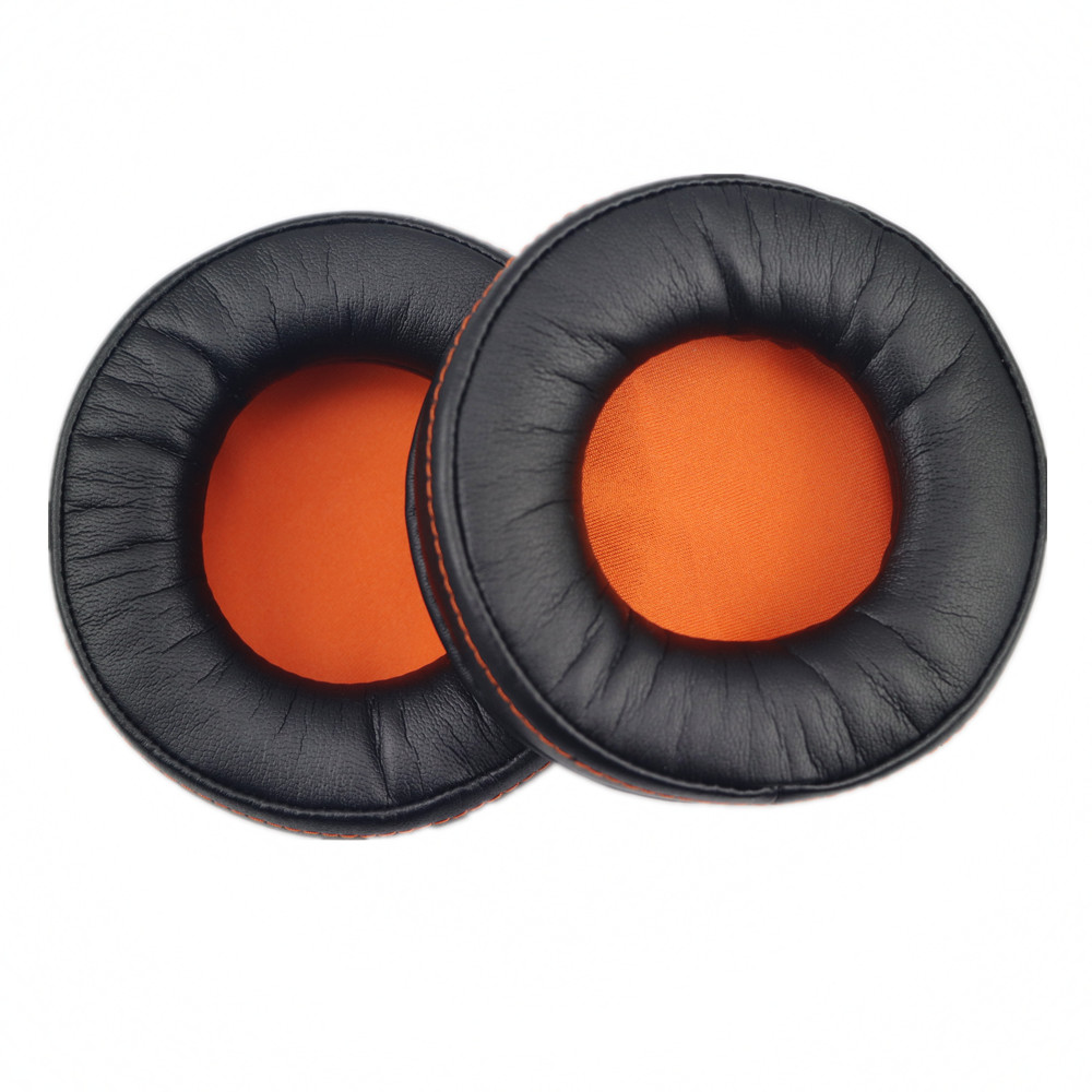 Replacement Cushion Ear Pads headband earpads For <font><b>SteelSeries</b></font> <font><b>Siberia</b></font> 840 <font><b>800</b></font> Wireless Headset image