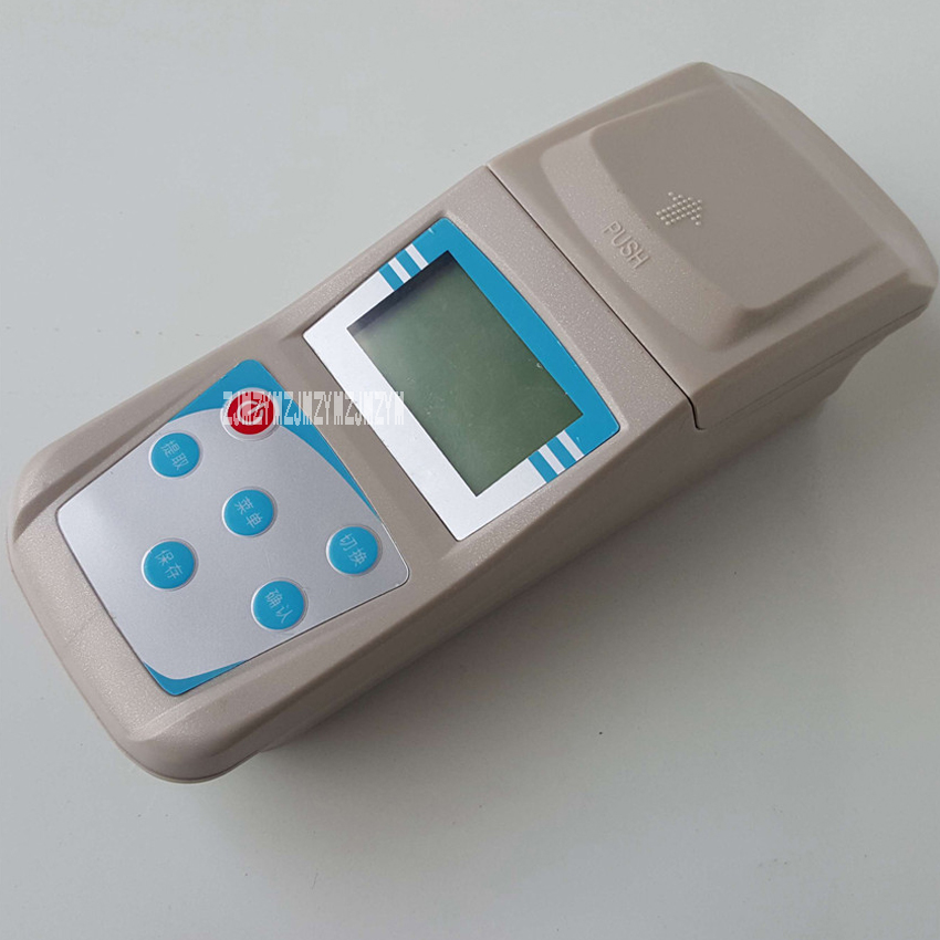 Portable Residual Chlorine Detector 1248 Tester Concentration Meter Montior Water Quality Analyzer Measurement Range:0-10mg/L