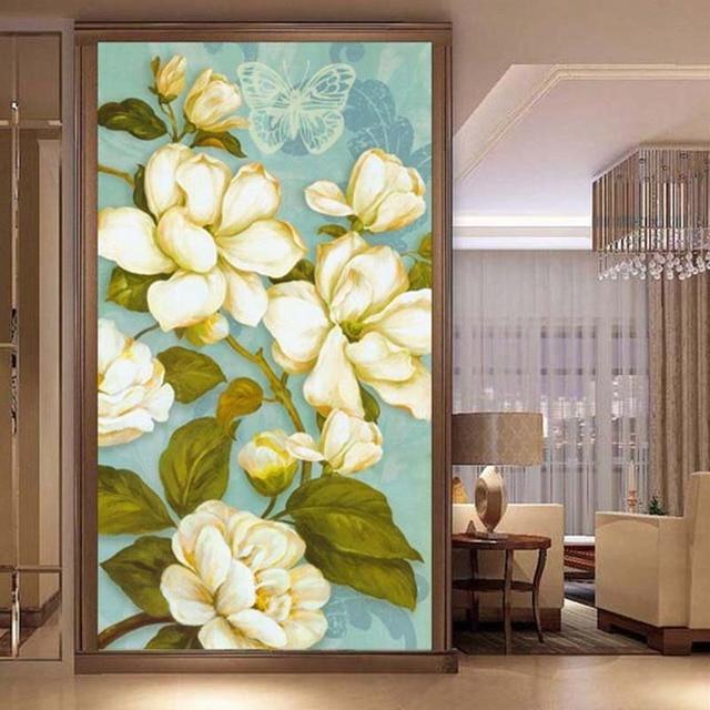 Custom 3D Wall Murals Wallpaper Home Decor European Classical Oil ...