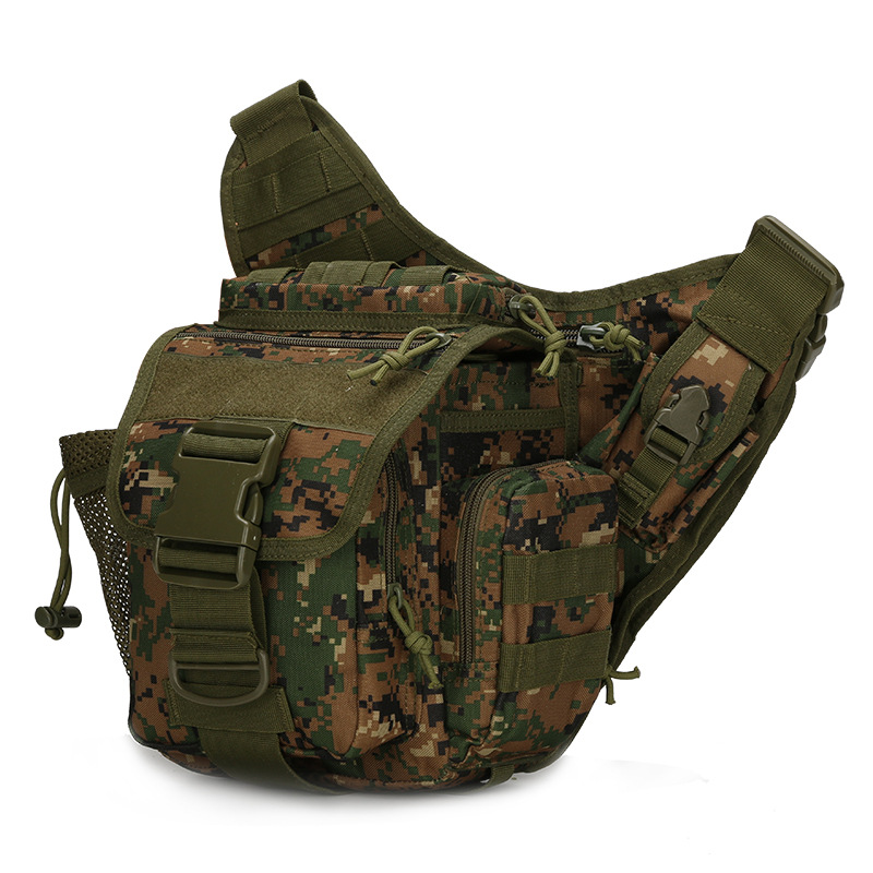 Di Arrampicata Da Per Bag Caccia A Digital black Militare Spalla multicam Outdoor woodland Sella Borsa Campeggio Molle Tattico Acu Sports Borse L'escursione green Vita tan 64PxYqt