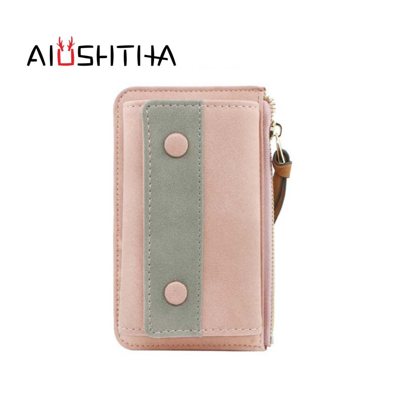 coin purse women small mini wallet leather kids keychain ladies wallets and purses card holder cute key zipper fashion cute cartoon girls wallets girl animal printing short wallets small purses card holder coin purses women wallet purse
