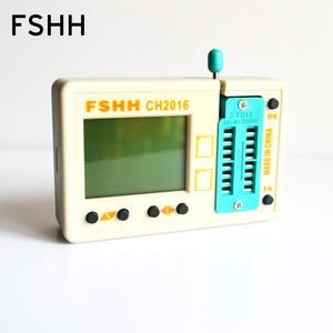 Image 4 - SPI FLASH Lập Trình Viên CH2016 Đa nhé lập trình viên + 208mil SOP8 + SOP8 thử nghiệm ổ cắm Sản Xuất 1 kéo 2 Lập Trình Viên