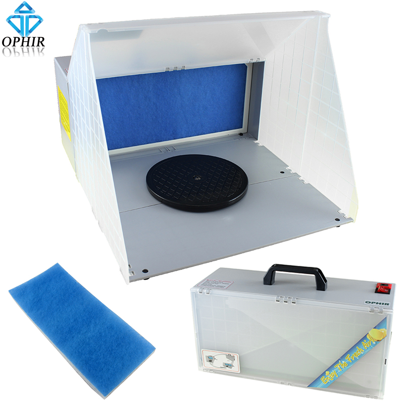 Online Buy Wholesale Portable Spray Booth From China