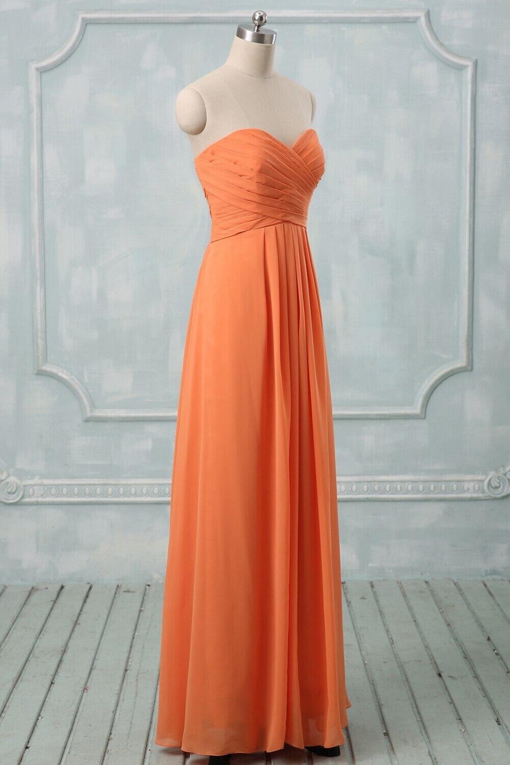 Ücretsiz Kargo Gelinlik Modelleri Uzun Düğün Parti Elbise A-Line - Düğün Abiye - Fotoğraf 4