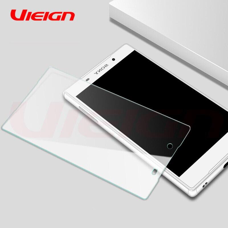 VIEIGN Tempered Glass For Sony Xperia Z1 Z2 Z3 Z4 Z5 M2 M4 M5 Premium Screen Protector 2.5D 9H Toughened Film For Sony Z4 Mini