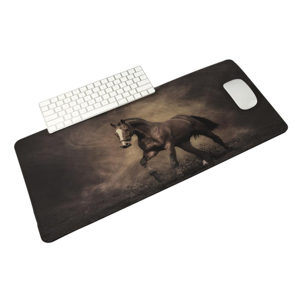 Horses Wallpaper 21 Mouse Pad Soft Rubber Mat 400X900X2MM best seller gaming mousepad
