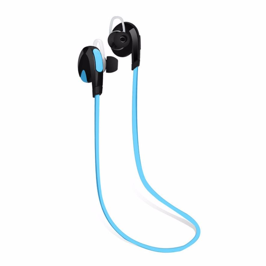 Malloom 2017 Universal Bluetooth Wireless Handfree Headset Stereo Headphone Earphone Sport for Android Cell phones Wholesale