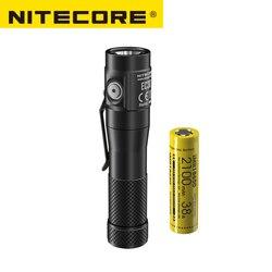 NITECORE EC30 CREE XHP35 HD LED max 1800 Lumens with 18650 battery